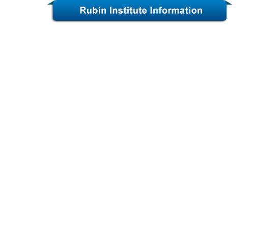 Rubin Institute for Advanced Orthopedics Information